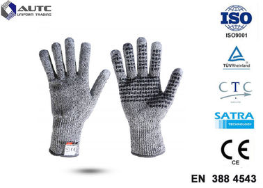 Puncture Resistant PPE Safety Gloves Eco Friendly High Elasticity Close Fitting