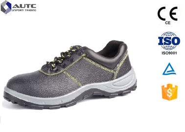 Puncture Resistant PPE Safety Shoes Engineers Workers Lightweight BK Mesh Lining